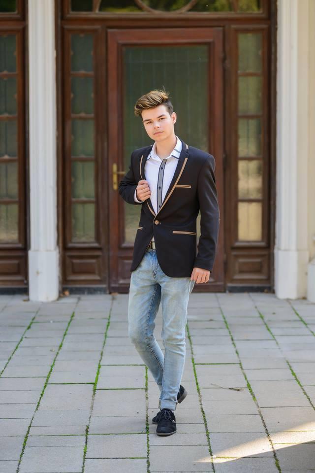 Manuel Chivari la Romanii au Talent 2016