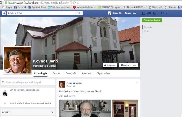 kovacs profil