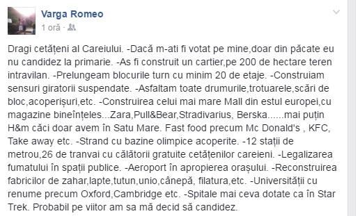 varga romeo