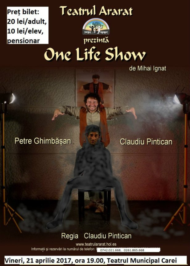 Afis One life show 3