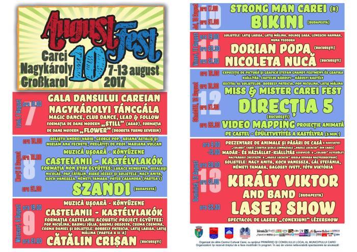 AUGUST FEST 10 - AFIS