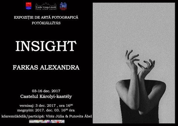 Afis Expo - Farkas Alexandra 3 dec