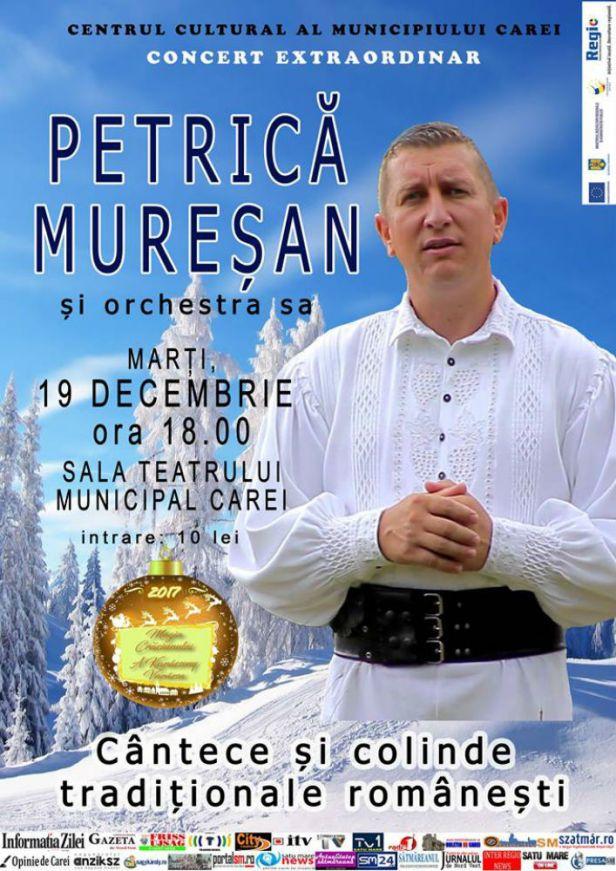petrica muresan concert