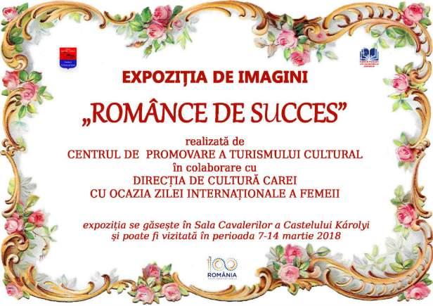 Afis Expo Romance de succes