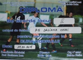 diploma daliana