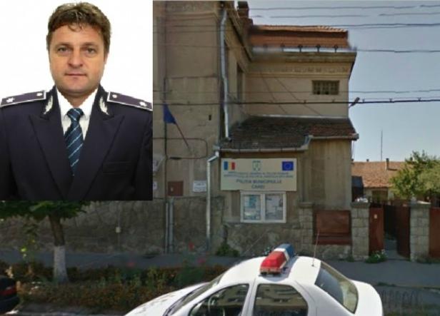 politie-carei lapuste