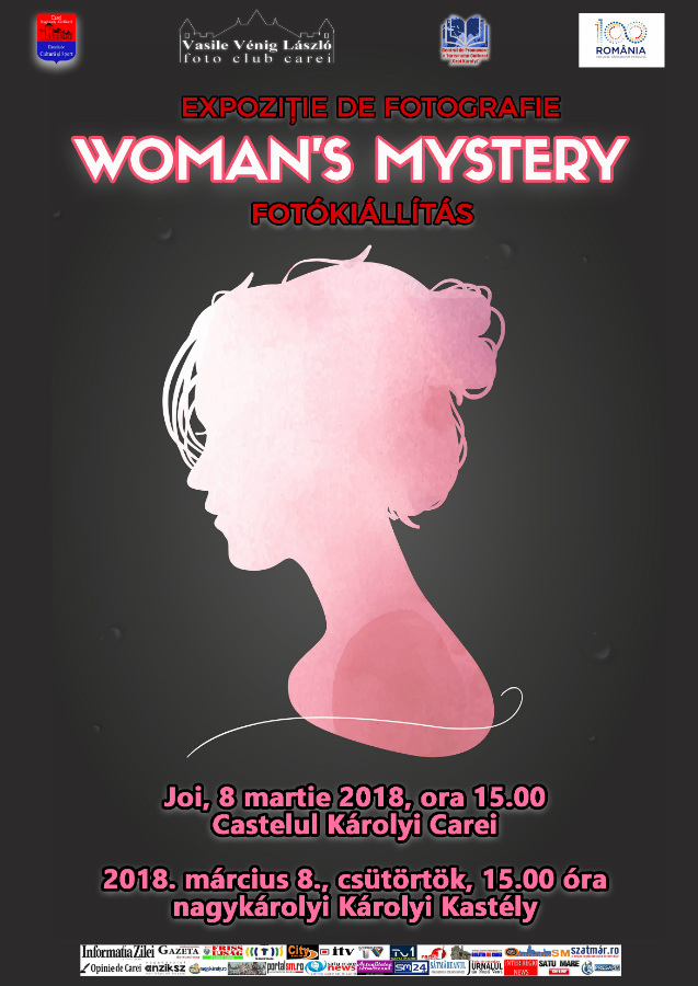 Woman's Mystery afis FINAL