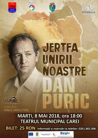 Afis PURIC CAREI 2018 -2