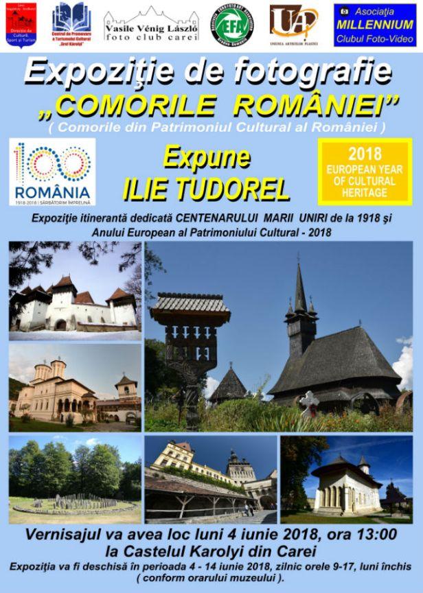 AFIS Expozitie Comorile Romaniei - CAREI pres