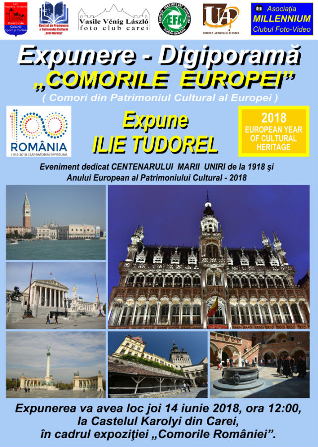 AFIS Expunere Comorile Europei - CAREI