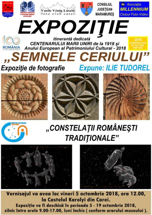 AFIS-EXPO-SEMNELE-CERIULUI-Constelatii-CAREI press