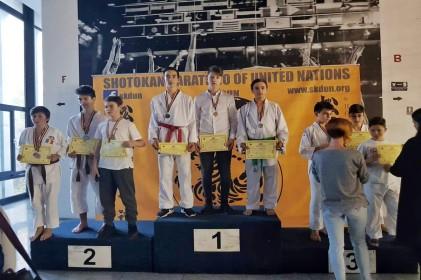 campioni kumite