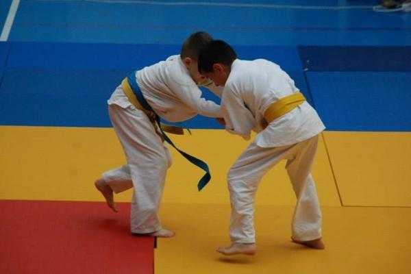 judo copii