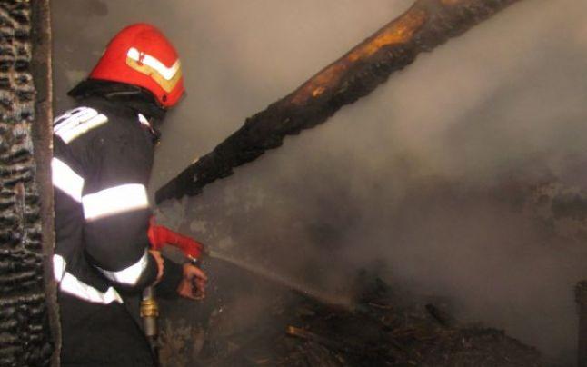 pompieri afumatoare
