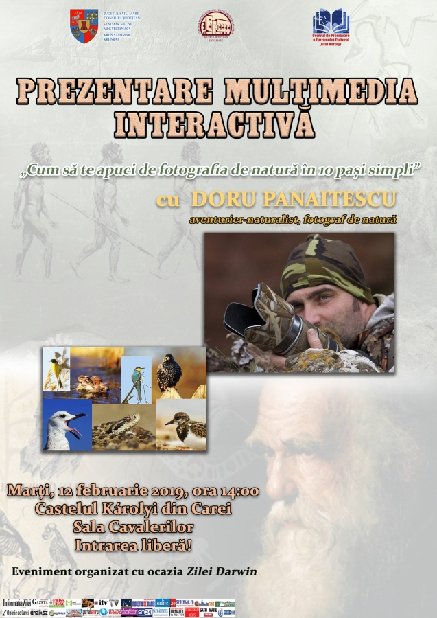 Afis Darwin prezentare (1)