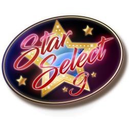 starselect 9 logo