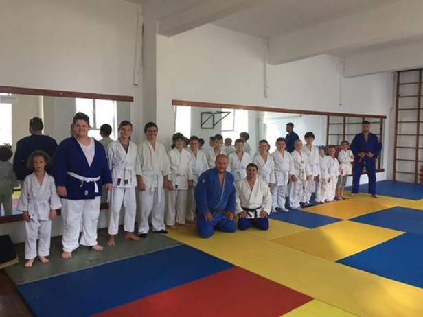 judo spartacus