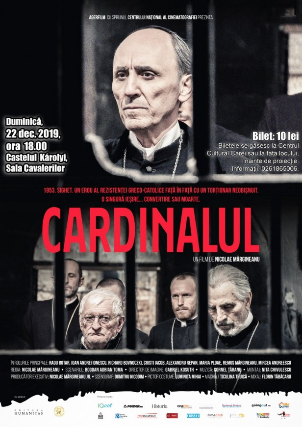 Afis Cardinalul Carei 2019
