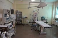 Compartimentul ATI al Spitalului Carei