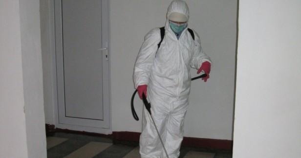 dezinfectie