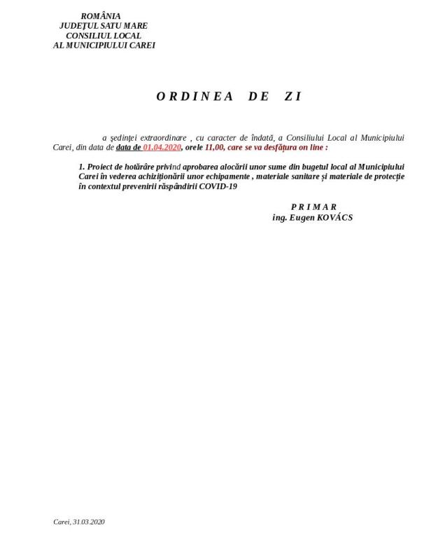 ORDINEA_DE_ZI