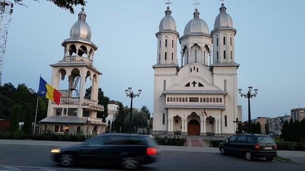 catedrala ortodoxa carei sf dimitrie