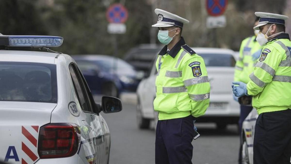 politie control coronavirus