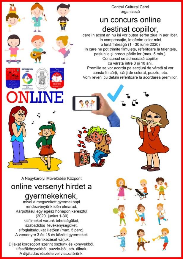 concurs online cc mic