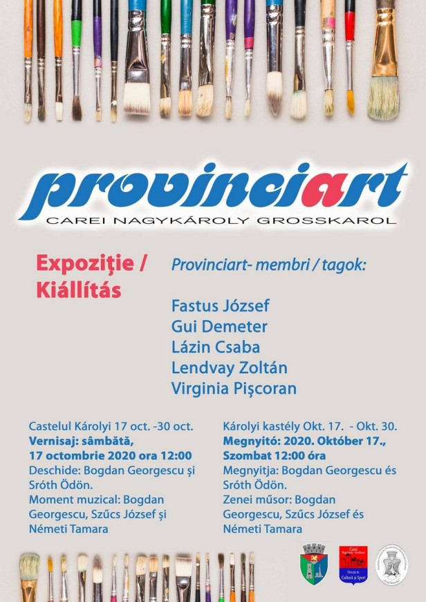 Provinciart Expo 2020 oct