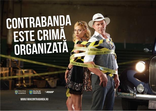Afiș campanie Contrabanda este Crima Organizata 2020_Landscape