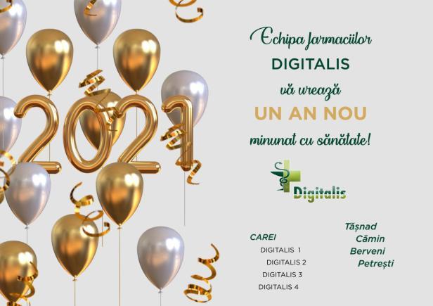 felicitare digitalis
