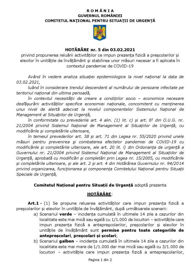Hotarare CNSU nr. 5 din 03.02.2021-page-001