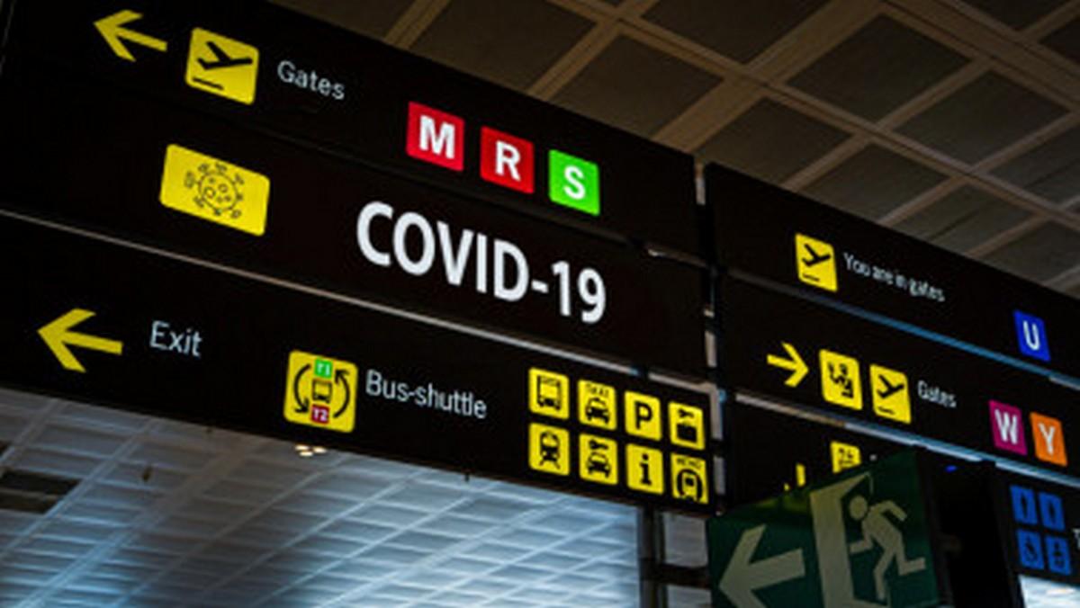 lista galbena aeroport