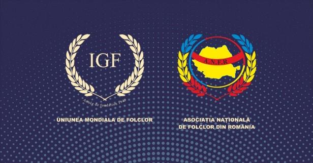 logo Asociatia Nationala de Folclor din Romania