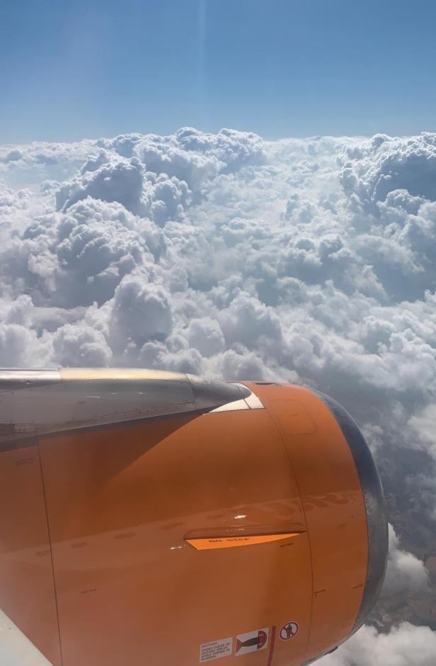 zbor avion