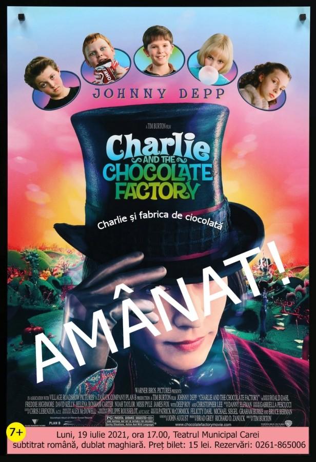 CHARLIE ro ANULAT