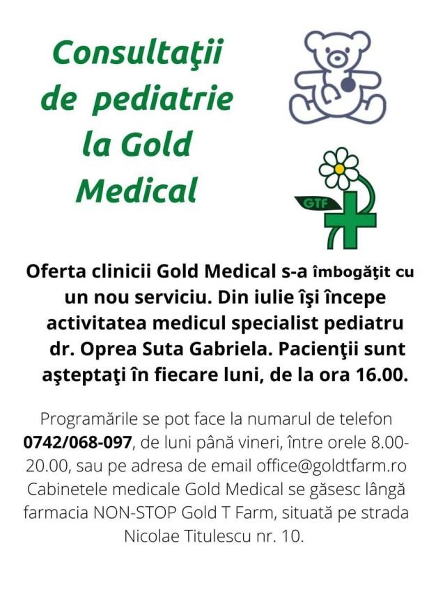 gld pediatrie