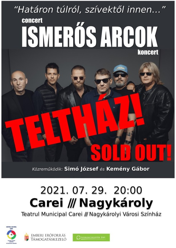 ismeros arcok sold out