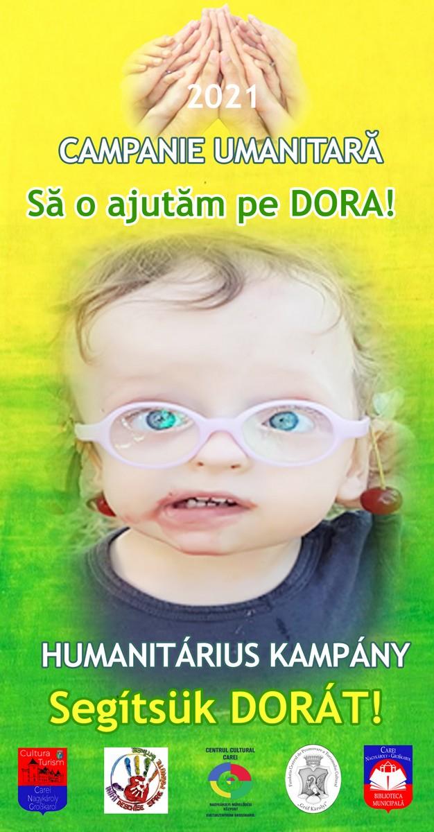 campanie Dora la final